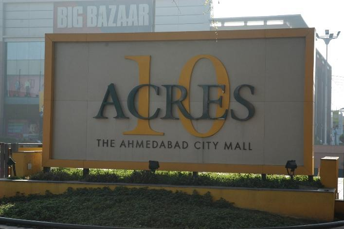 10 Acres - The Ahmedabad City Mall