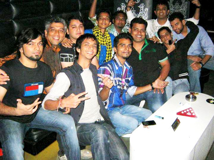 All winner of Radio Mirchi folk mix 2011